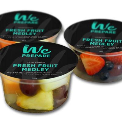 Fruit medley pots