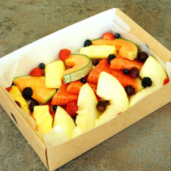 Fresh fruit trays