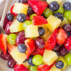 multi-portion fruit medley